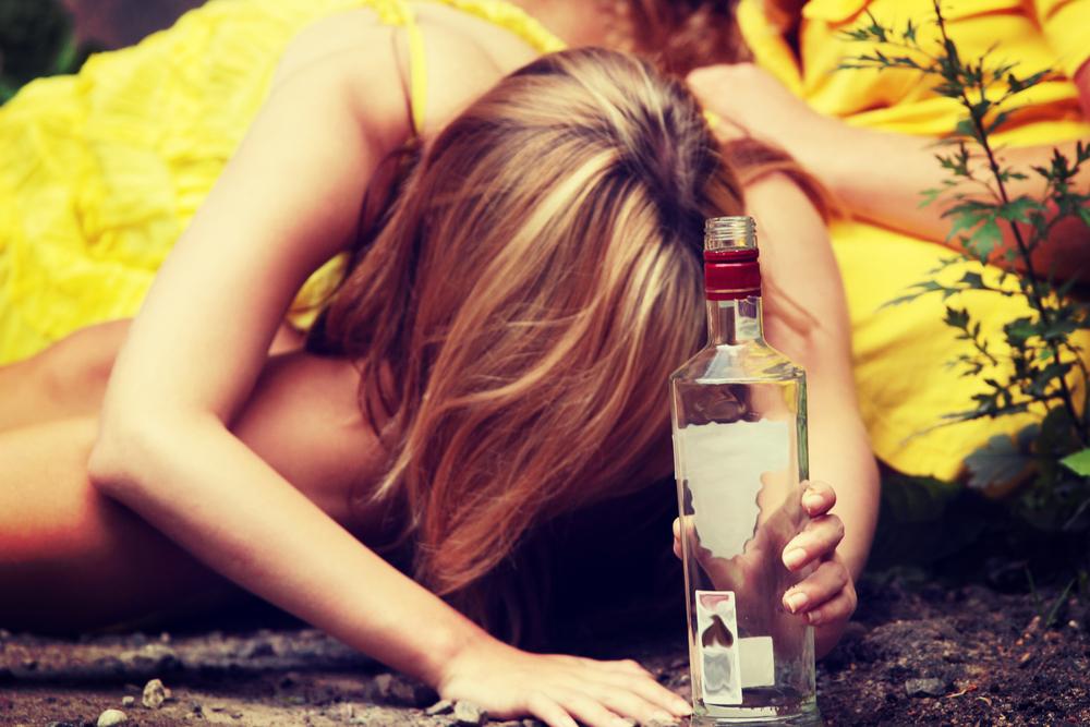 Особенности детского алкоголизма